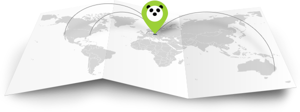 VisualPanda is based in Poznań and operates worldwideVisualPanda is based in Poznań and operates worldwide